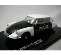 Vitesse - DS19 Police 1960
