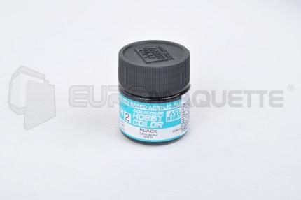 Gunze Sangyo - Noir Brillant H2 (pot 10ml)