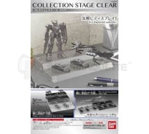 Bandai - Socle escalier transparent