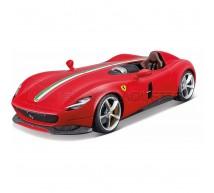 Burago - Ferrari Monza SP1 rouge (Signature)