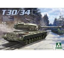 Takom - T30/34 US heavy tank