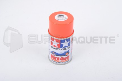 Tamiya - Rouge Fluo MS-8 (bombe 90ml)