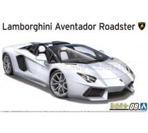 Aoshima - Lamborghini Aventador roadster