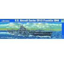 Trumpeter - porte-avion CV-13 Franklin
