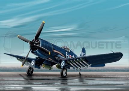 Italeri - F4U-4B Corsair