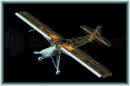 Eduard - Fi-156 Storch  Strip Down