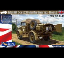 Gecko models - Bedford MWC-15 200Gal Water truck