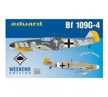 Eduard - Bf-109 G-4 (WE)