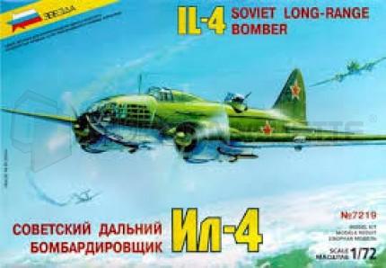 Zvezda - Iliushin IL-4