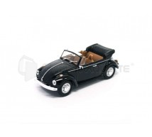 Lucky - VW Beettle 1972 cabriolet noire