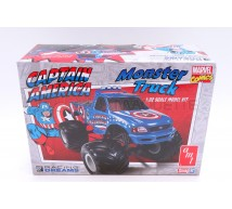 Amt - Monster truck Captain America