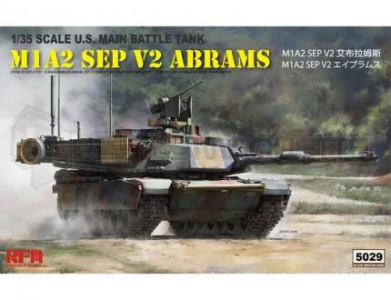 Ryefield model - M1A2 SEP V2