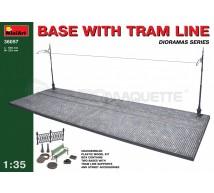 Miniart - Base de Tramway
