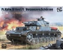 Border - Pz IV F1/Vorpanzer & Schurzen