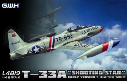 Great wall hobby - T-33A Early