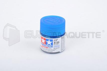 Tamiya - Vernis Bleu X-23 (pot 10ml)