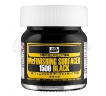 Mr hobby - Sufacer Finishing 1500 Black 40ml