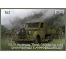 Ibg - 917t Japanese truck WWII