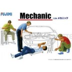 Fujimi - Mecaniciens 1/24