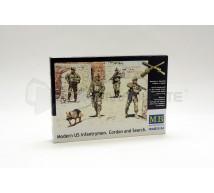 Master Box - US GI & dog Afghanistan