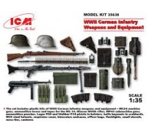 Icm - German WWII Equipment & weapons