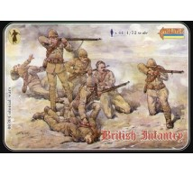 Strelets - British infantry Colonial War