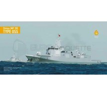 Dream model - Chinese Fregate Type 055