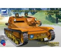 Bronco - CV3/35 Late Tankette