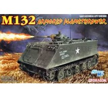 Dragon - M132 Armored Flamethrower