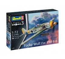 Revell - Fw-190 F-8