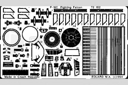 Eduard - F-16 C  (hasegawa)