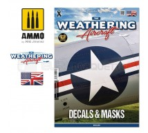 Mig products - Weathering magazine Decals & Masks (ENG)