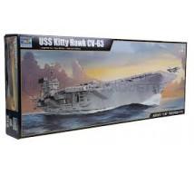Trumpeter - USS Kitty Hawk CV-63