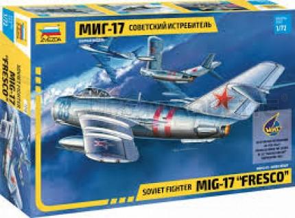 Zvezda - Mig-17 Fresco