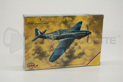 Mpm - Boulton Paul Defiant