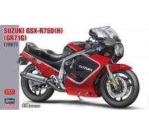 Hasegawa - Suzuki GSX-R750(H) 1987