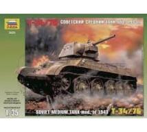 Zvezda - char T34/76 mod43