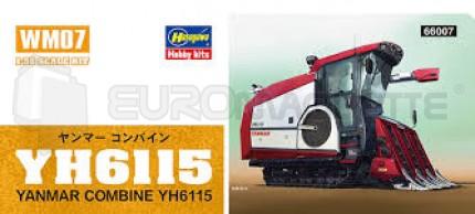 Hasegawa - Yanmar Combine YH6115