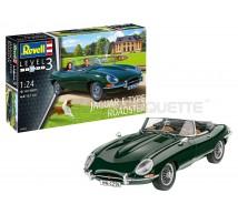 Revell - Jaguar Type E Roadster