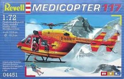 Revell - Medicopter MBB-117