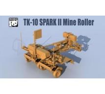 Panda model - Spark II Mine roller