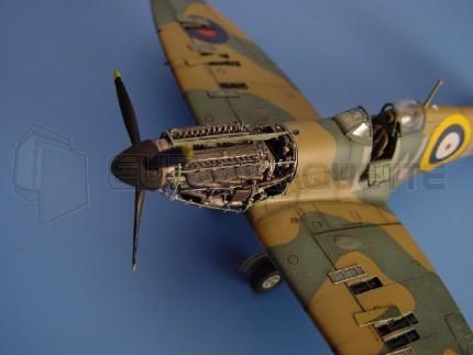 Aires - Spitfire Mk I Detail set