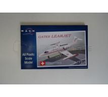 Mach 2 - Learjet Swissair