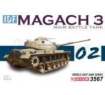 Dragon - Magach 3 IDF