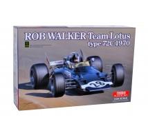 Ebbro - Lotus 72C Rob Walker