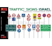 Miniart - Traffic signs Israel
