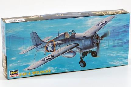 Hasegawa - F4F-4 Wildcat