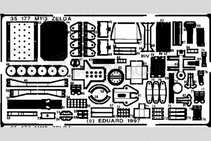 Eduard - M-548 A1 TCC     (afv)