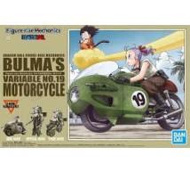 Bandai - DBZ Bulma variable motorcycle n°19 (5055335)