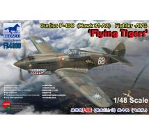 Bronco - P-40C Fliyng Tigers